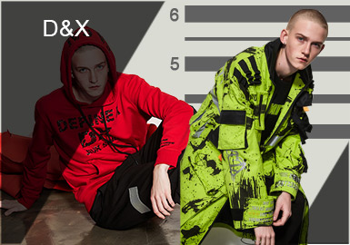 D&X -- S/S 2019 Designer Brand for Menswear