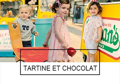 Tartine et Chocolat -- S/S 2019 Benchmark Brand for Kidswear