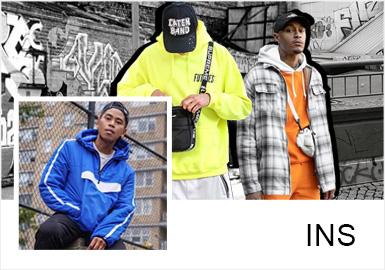 INS Fashion Bloggers -- Sports Street Fashion