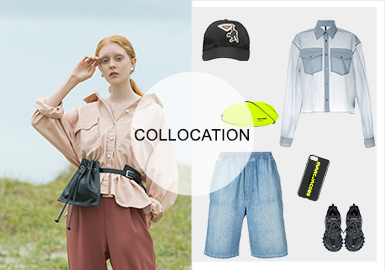 Renewed Styles -- S/S 2020 Women's Shirt Collocation