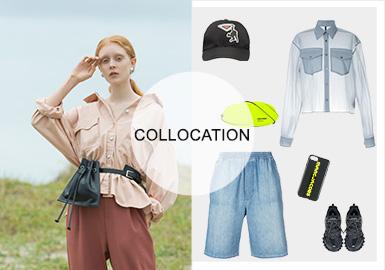Renewed Styles -- S/S 2020 Women's Shirt Collocation