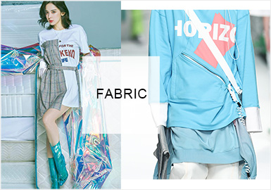 Freedom -- S/S 2020 Dress Fabric Trend