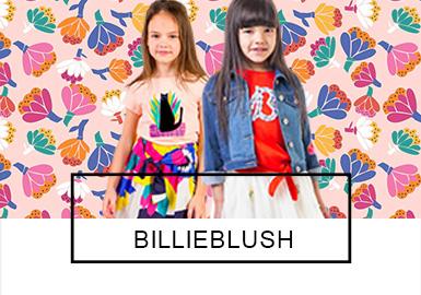 Billieblush -- S/S 2019 Benchmark Brand for Kidswear