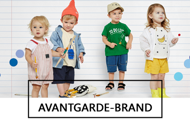 The South Korean Style -- S/S 2019 Benchmark Brand for Babies and Toddlers