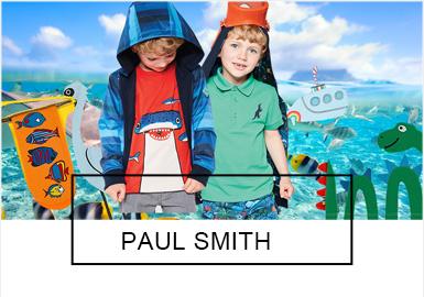 Paul Smith -- S/S 2019 Benchmark Brand for Kidswear