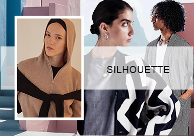 Urban Sports -- S/S 2020 Silhouette Trend for Women's Loungewear
