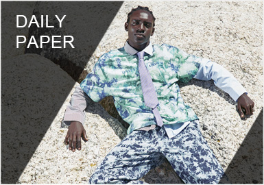 Daily Paper -- S/S 2019 Designer Brand for Menswear