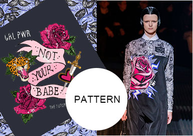 Florals -- A/W 20/21 Pattern Trend for Womenswear
