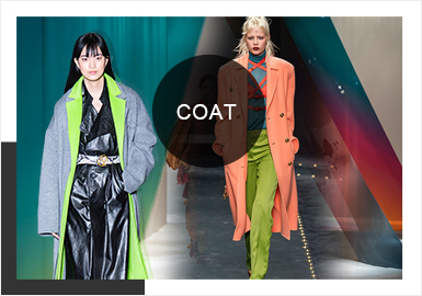 New-Style Overcoats -- A/W 19/20 Analysis of Catwalks in Four Fashion Weeks