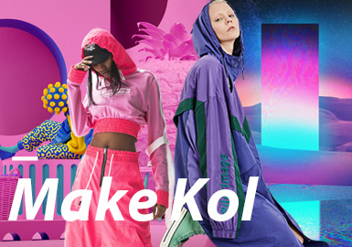 MAKE KOL -- The Theme Trend of S/S 2020 Womenswear