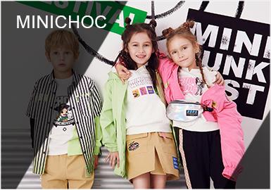 MiniChoc -- S/S 2019 Designer Brand for Kidswear