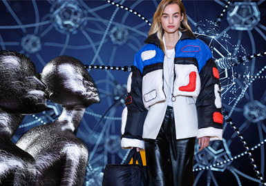 Prediction · Internet of Everything -- A/W 19/20 Confirmation of Color Trend for Womenswear