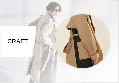 Chic Trench Coats -- S/S 2020 Cut Trend for Menswear