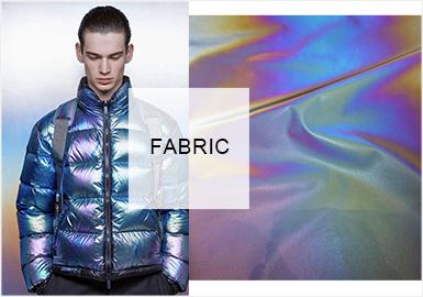 Technical Feel -- A/W 20/21 Technical Fabrics Trend for Menswear