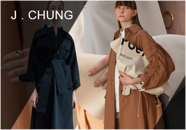 J.CHUNG -- S/S 2019 Designer Brand for Womenswear