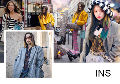 INS Fashion Bloggers -- New High Street
