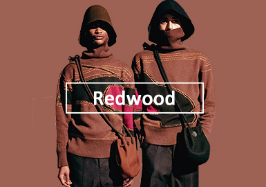 Redwood -- A/W 20/21 Color Trend for Men's Knitwear