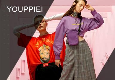 YOUPPIE! -- Analysis of S/S 2019 Designer Brand for Womenswear