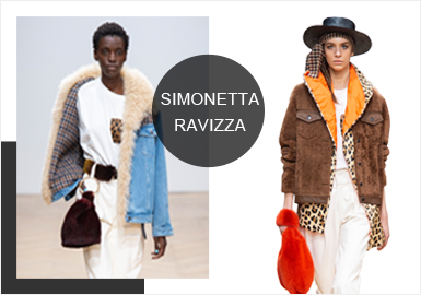 Simonetta Ravizza -- Analysis of A/W 19/20 Catwalk Brands for Women's Fur