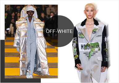 Off-White -- A/W 2019 Analysis of Catwalk for Womenswear