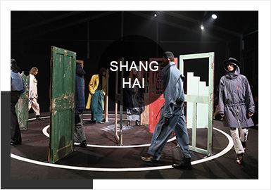 Shanghai -- Comprehensive Analysis of A/W 19/20 Catwalks for Menswear