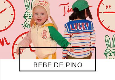BEBE DE PINO -- S/S 2019 Benchmark Brand for Kidswear