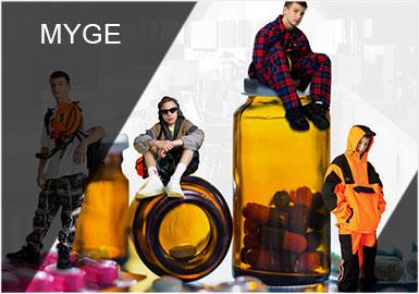 MYGE -- S/S 2019 Designer Brand for Menswear