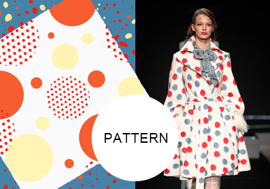 Polka Dot -- A/W 20/21 Pattern Trend for Womenswear