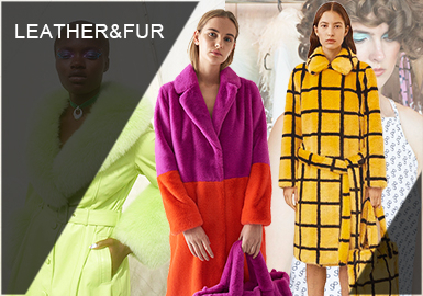 Simplicity and Interest -- Comprehensive Analysis of S/S 2019 Designer Brands for Women's Fur&Leather