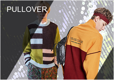 Design Points of Pullovers -- Comprehensive Analysis of S/S 2019 Designer Brands for Men's Knitwear