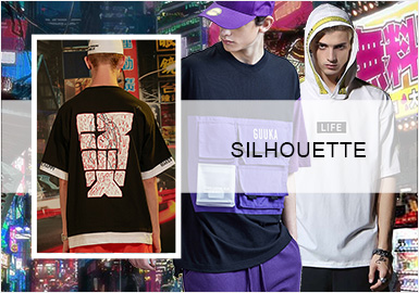 Fashion T-Shirt -- S/S 2020 Silhouette Trend for Menswear