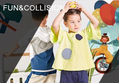 Fun&Collision -- Comprehensive Analysis of S/S 2019 Kidswear Designer Brands