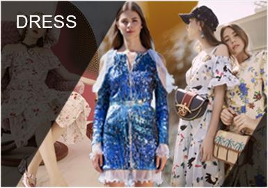 Girly -- Comprehensive Analysis of S/S 2019 Designer Brands for Dresses