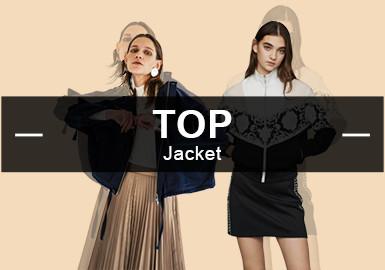 Jacket -- S/S 2019 Popular Items in Womenswear Markets