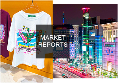 Stylish Details -- Comprehensive Analysis of S/S 2019 South Korean Wholesale Markets for Kidswear