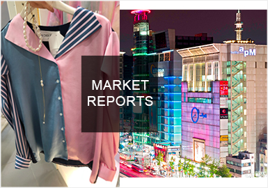 Renewing Necks -- Comprehensive Analysis of S/S 2019 Girl's Shirts in South Korean Markets