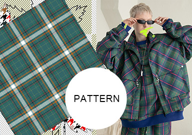 Checks -- A/W 20/21 Pattern Trend for Menswear
