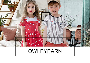 Owleybarn -- Recommended S/S 2019 Benchmark Brand for Kidswear
