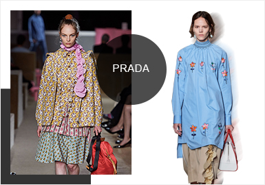 PRADA -- Analysis of Resort 2020 Catwalk Brands