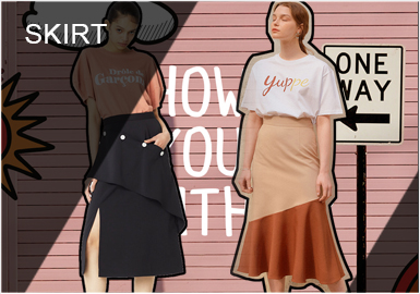 Skirts -- Comprehensive Analysis of S/S 2019 Designer Brands for Skirts