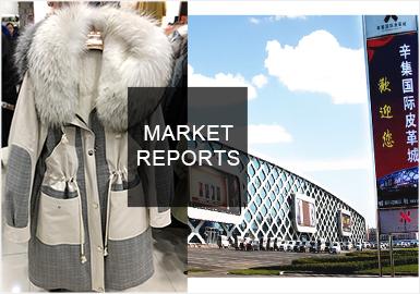 Parkas -- Analysis of A/W 19/20 Women's Fur in Xinji Market