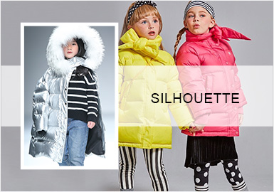 Stylish Puffa Jackets -- S/S 20/21 Silhouette Trend for Girls' Puffa Jackets