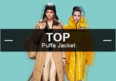 Puffa Jackets -- Analysis of A/W 19/20 Popular Items in Womenswear Markets