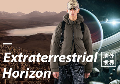 Extraterrestrial Horizon -- A/W 20/21 Theme Trend