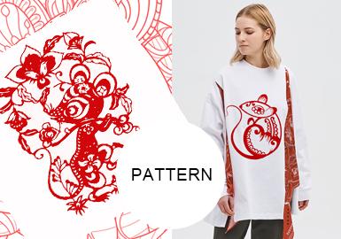 Mouse -- Womenswear Pattern Trend