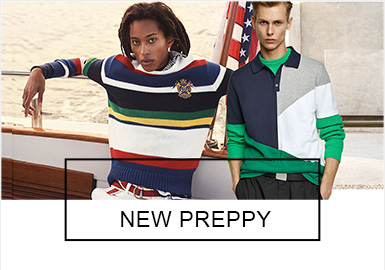 New Preppy -- Comprehensive Analysis of Benchmark Brands for Men's Knitwear