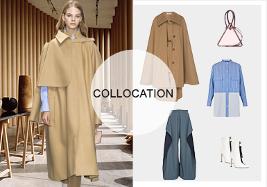 New Nonchalance -- Clothing Collocation of Women' s Coats