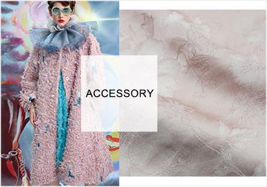 Romance -- Fabric Trend of Womenswear
