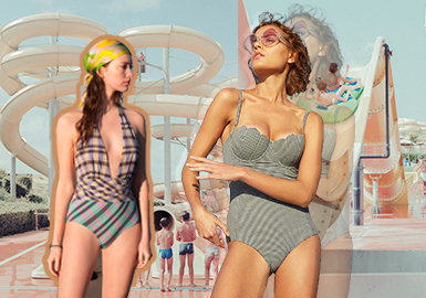 Renewed Nostalgia -- Design&Development of Women's Swimwear and Underwear