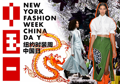 """Youth Made China"" -- New York Fashion Week China Day"